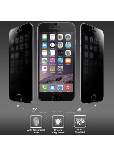iPhone 6/6S Görünmez Karanlık Gizli Cam Ekran Koruyucu-Screen Guard